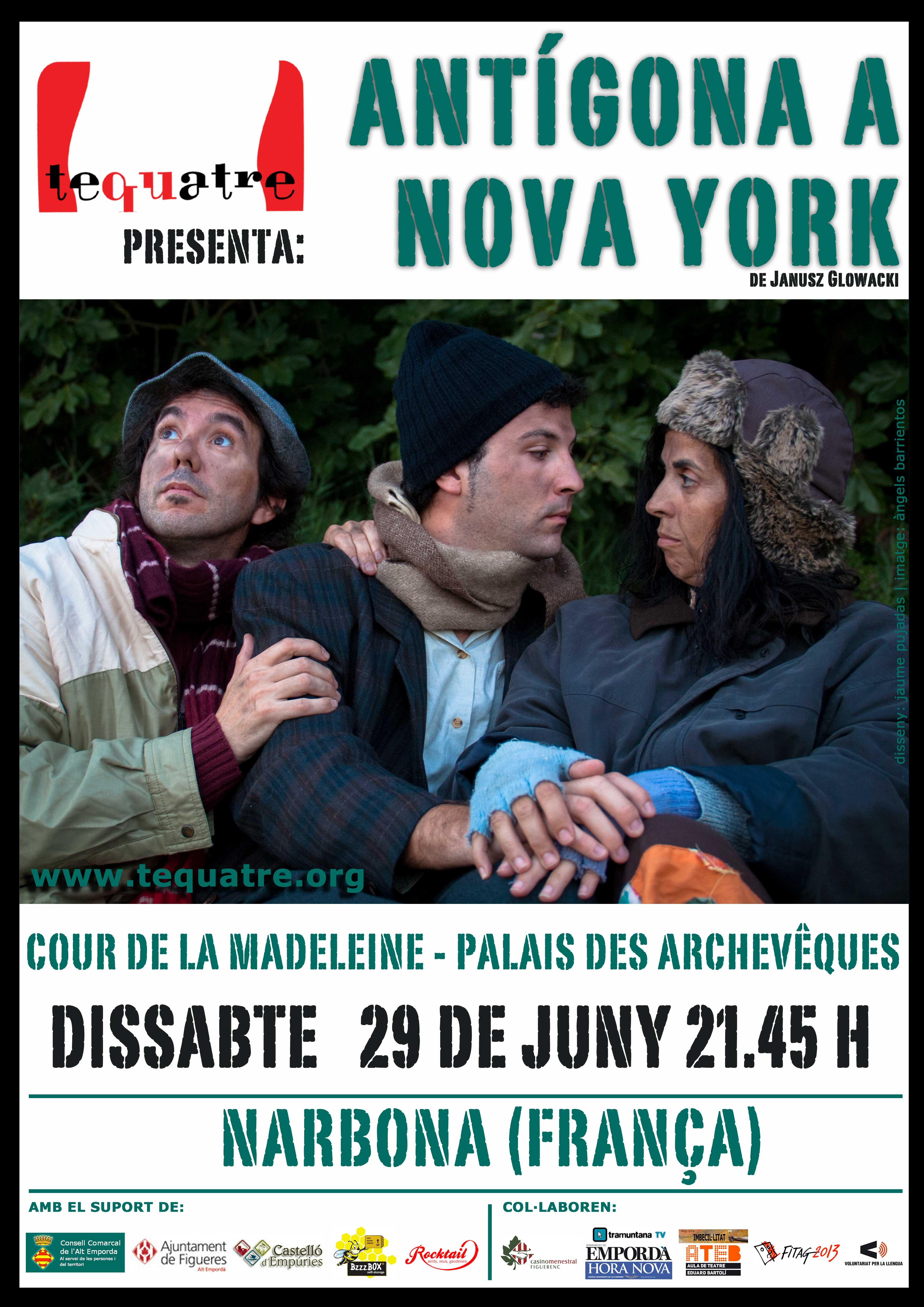 12. Cartell - Festival Narbona - TQ 22-12