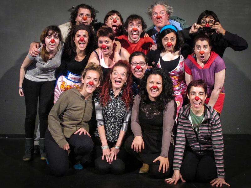 13-04-21 Jaume Pujadas - Curs clown Pepa Plana - Figueres 024R