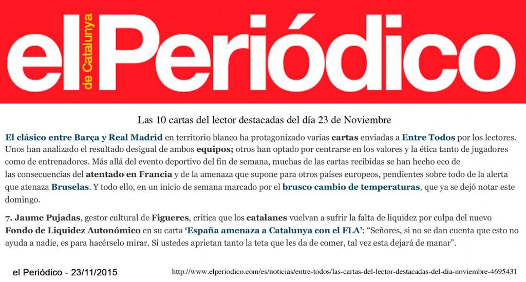 15-11-23 - Periodico - JP - Fla (Destacades) - F